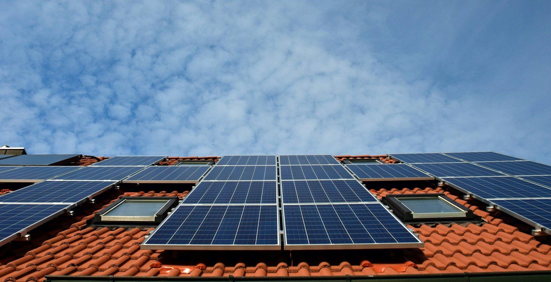 system för solceller